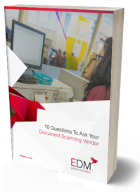 10 questions to ask your document scanning vendor