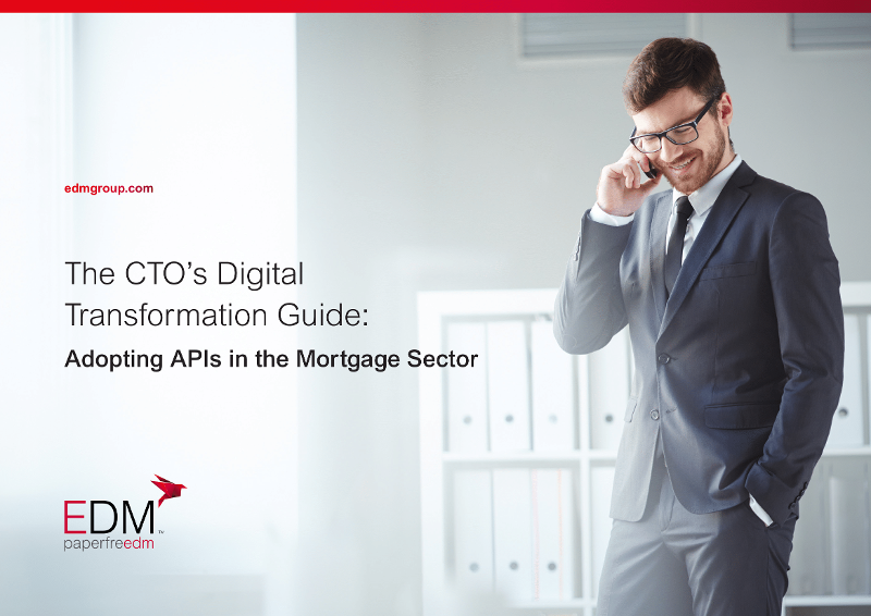 Adopting APIs in the Mortgage Sector - Front Cover Image - Resized