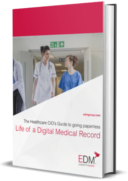 The life of a digital medical record