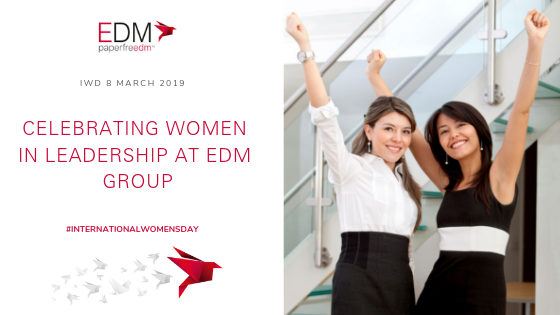 International Women's Day: Celebrating EDM's Women in Leadership