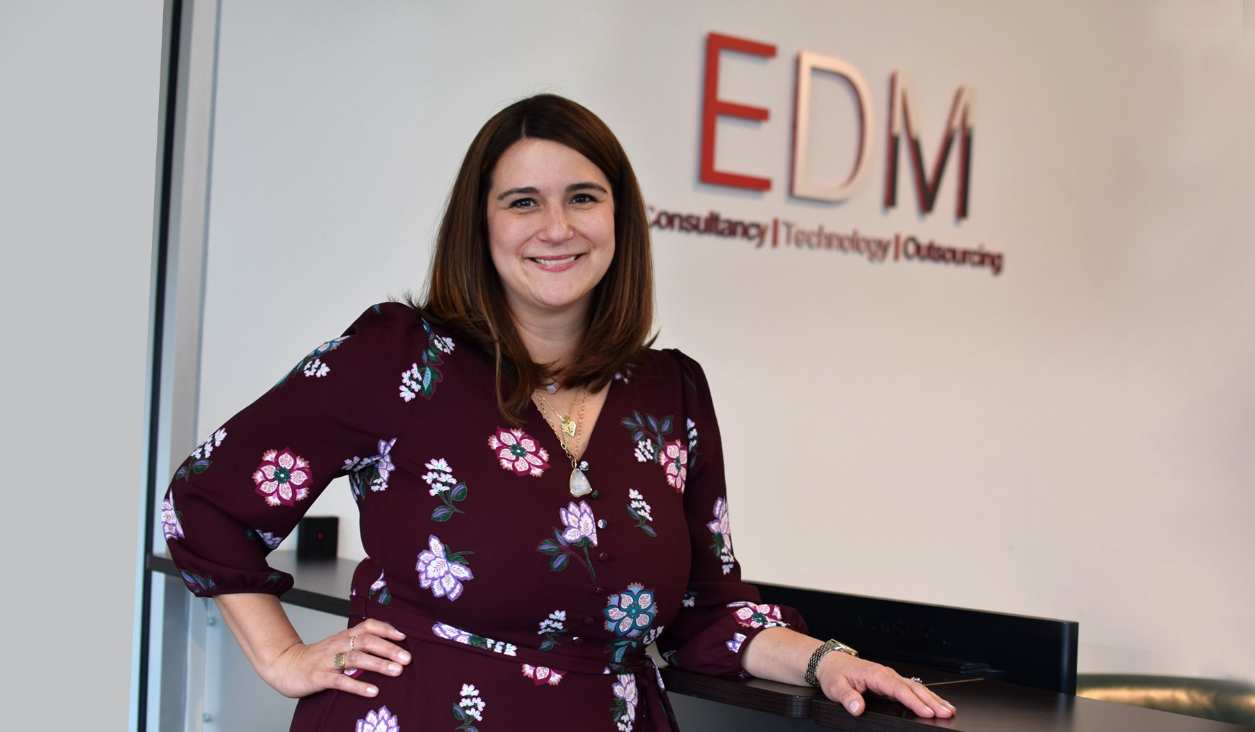 Laura Jeffrey, EDM Americas' Senior Director of Human Resources, Named a Top 25 Woman in Business